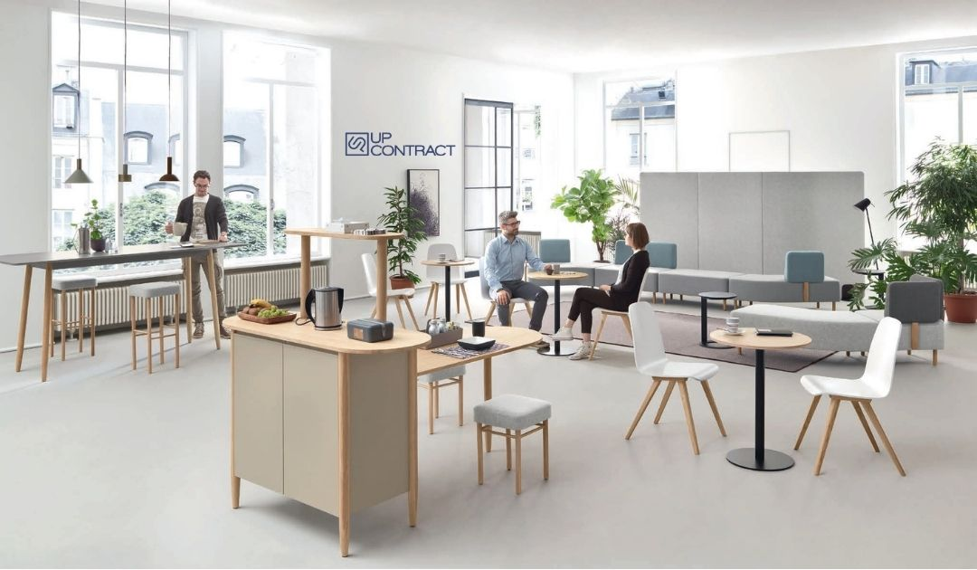 Area relax ufficio: istruzioni per la produttività