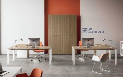 Come scegliere la scrivania giusta per il tuo ufficio: i consigli di Up Contract